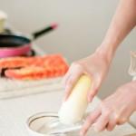 ハンバーグと大根おろしにポン酢は相性抜群!|美味しい大根のおろし方。