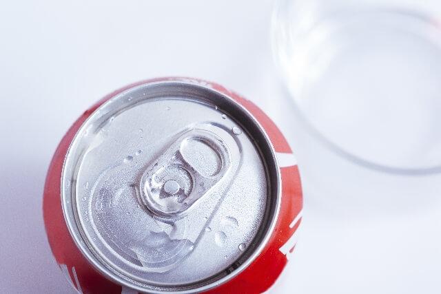 水分補給 コーラ