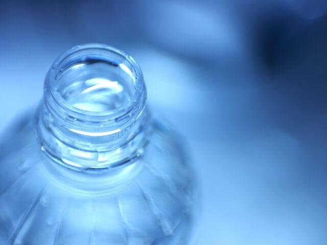 水分補給 ペットボトル