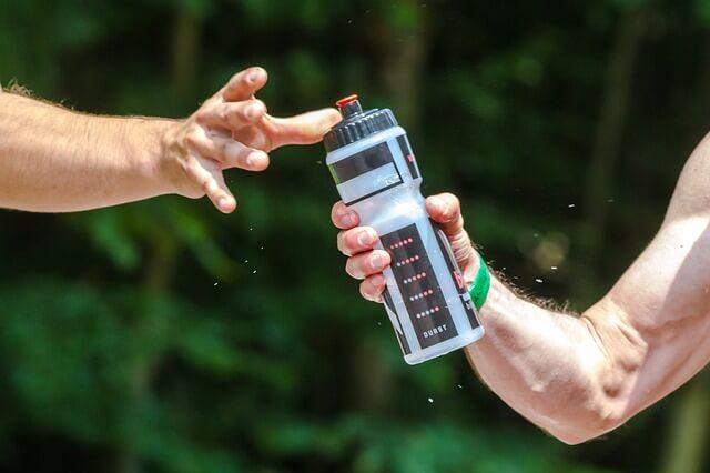水分補給 スポーツドリンク
