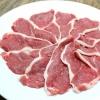 ラム肉の肉野菜炒め